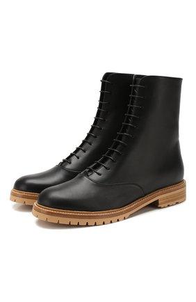 Кожаные ботинки Ruben | Фото №1