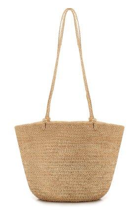 Женская сумка noosa SANS-ARCIDET бежевого цвета, арт. N00SA BAG | Фото 1