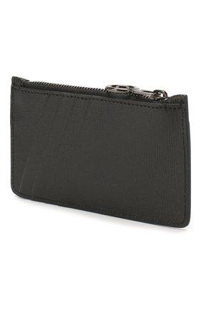 Женские кошелек OFF-WHITE черного цвета, арт. 0WNC013R204230731001 | Фото 2