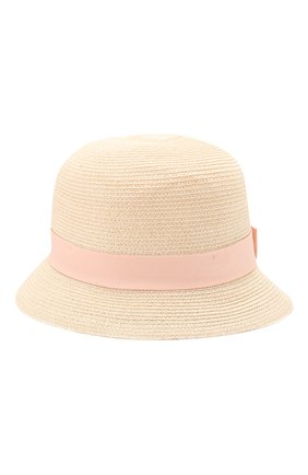 Детская шляпа LORO PIANA розового цвета, арт. FAL0234 | Фото 2