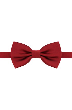 Мужской шелковый галстук-бабочка DOLCE & GABBANA красного цвета, арт. GR053E/G0U05 | Фото 1