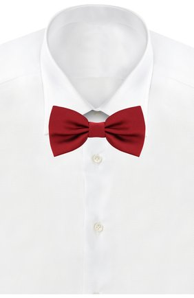 Мужской шелковый галстук-бабочка DOLCE & GABBANA красного цвета, арт. GR053E/G0U05 | Фото 2