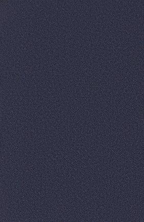 Мужской шелковый галстук LANVIN темно-синего цвета, арт. 1282/TIE | Фото 3
