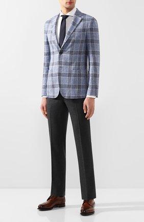 Мужская хлопковая сорочка VAN LAACK белого цвета, арт. RES0-PSFN/150142 | Фото 2