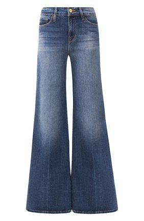 Женские расклешенные джинсы FRAME DENIM синего цвета, арт. LPP204 | Фото 1