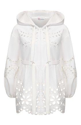 Женская куртка REDVALENTINO белого цвета, арт. TR0CI00Y/51K | Фото 1
