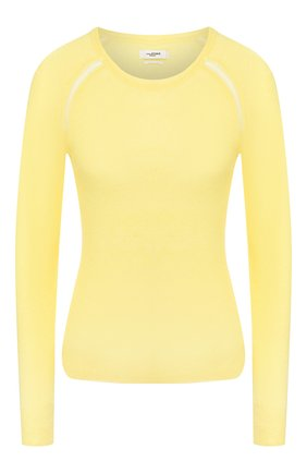Женская пуловер ISABEL MARANT ETOILE желтого цвета, арт. PU0339-20P041E/F0TY   Фото 1