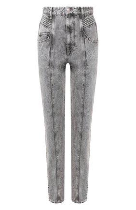 Женские джинсы ISABEL MARANT ETOILE серого цвета, арт. PA1517-20P017E/HEN0YA | Фото 1