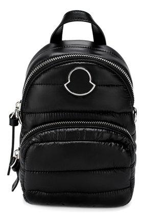 Женский рюкзак kilia small MONCLER черного цвета, арт. F1-09B-5L600-10-02SA4 | Фото 1