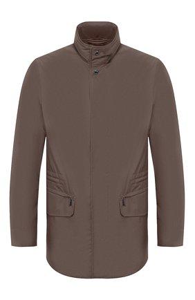 Мужская куртка barber-stp2 MOORER светло-коричневого цвета, арт. BARBER-STP2/P20M102ST0P   Фото 1