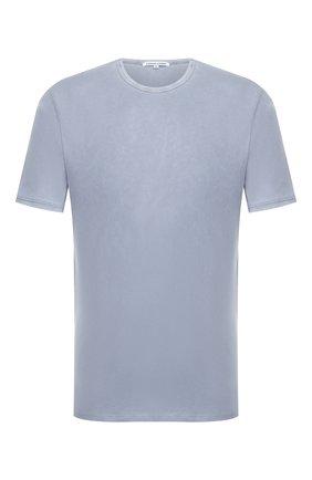 Мужская хлопковая футболка COTTON CITIZEN голубого цвета, арт. M60011 | Фото 1