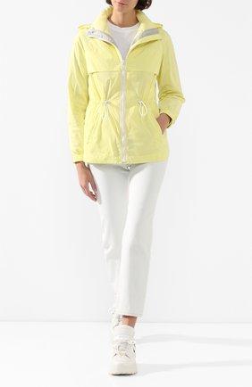 Женская куртка YS ARMY PARIS желтого цвета, арт. 20EFV00969H05W | Фото 2