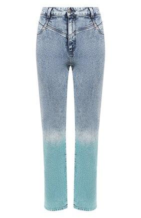 Женские джинсы STELLA MCCARTNEY голубого цвета, арт. 600318/SNH56 | Фото 1