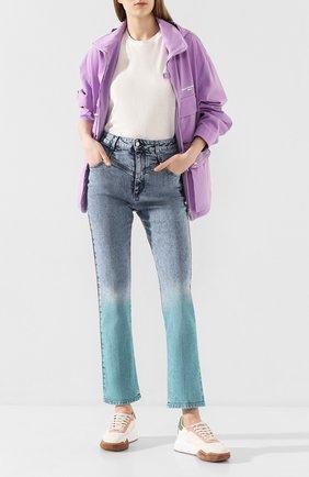 Женские джинсы STELLA MCCARTNEY голубого цвета, арт. 600318/SNH56 | Фото 2