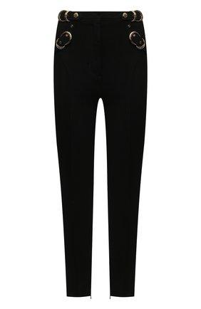 Женские джинсы VERSACE JEANS COUTURE черного цвета, арт. A1HVA023-VDP523/APV54 | Фото 1