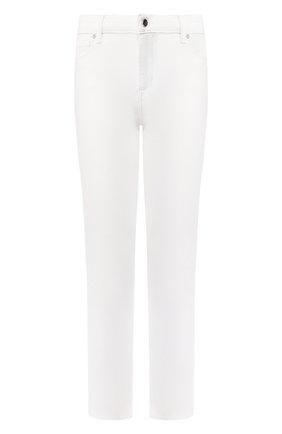 Женские джинсы KITON белого цвета, арт. DJ49101/X08S53 | Фото 1