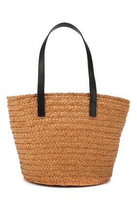 Женская сумка panier SAINT LAURENT бежевого цвета, арт. 579521/GQTHJ | Фото 1