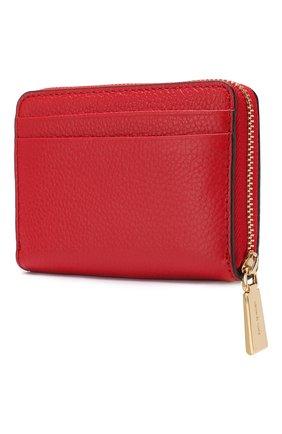 Женские кожаное портмоне mott MICHAEL MICHAEL KORS красного цвета, арт. 34F9GF6Z1L | Фото 2