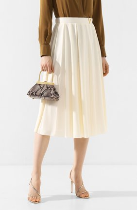 Женская сумка estelle mini CULT GAIA бежевого цвета, арт. 20104MP S0M | Фото 2