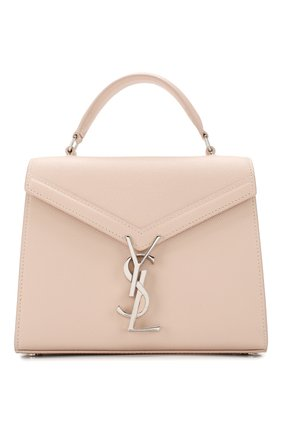 Женская сумка cassandra mini SAINT LAURENT светло-розового цвета, арт. 602716/B0W0N | Фото 1