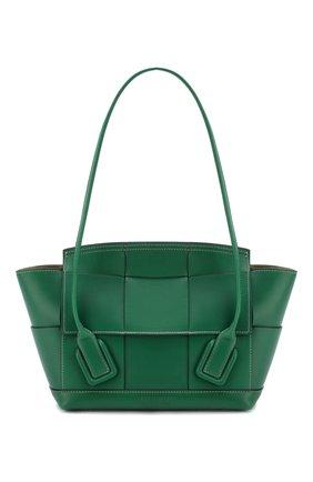 Женская сумка arco 33 BOTTEGA VENETA зеленого цвета, арт. 575943/VMAP1 | Фото 1