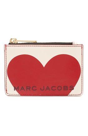 Кожаный футляр для кредитных карт Heart Box | Фото №1