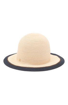 Женская шляпа kate LORO PIANA синего цвета, арт. FAL1195 | Фото 1
