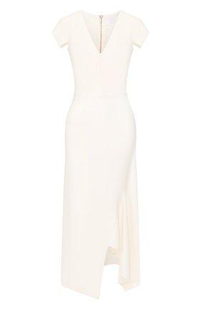 Женское платье ROLAND MOURET белого цвета, арт. PS20/S0840/F2196 | Фото 1