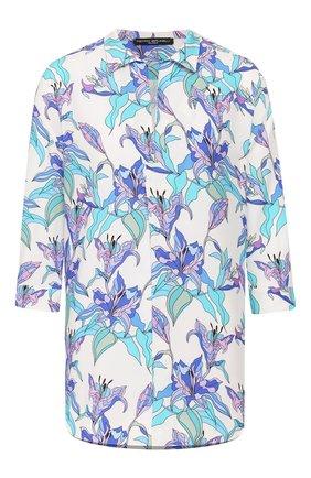 Женская блузка из вискозы PIETRO BRUNELLI разноцветного цвета, арт. CA0207/VI0058   Фото 1