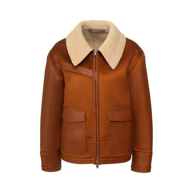 Куртка из экокожи Stella McCartney
