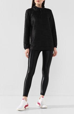 Женская пуловер KORAL черного цвета, арт. A4221H03 | Фото 2