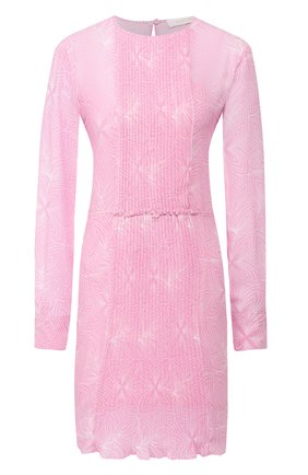 Женское платье SEE BY CHLOÉ розового цвета, арт. CHS20SR008026 | Фото 1