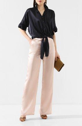 Шелковые брюки   Фото №2