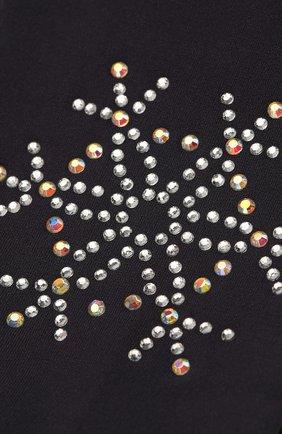 Детские колготки party collection 30 den YULA темно-серого цвета, арт. YU-70 | Фото 2
