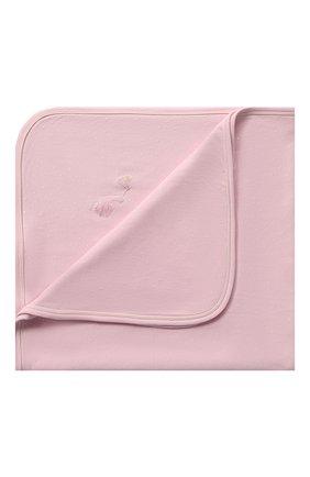 Детского хлопковая пеленка MAGNOLIA BABY розового цвета, арт. E103-52-PK   Фото 1