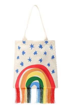 Детская сумка STELLA MCCARTNEY разноцветного цвета, арт. 592974/S0D22 | Фото 1