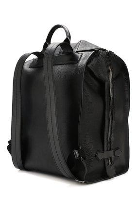Мужской кожаный рюкзак edge DOLCE & GABBANA черного цвета, арт. BM1799/AJ773 | Фото 3