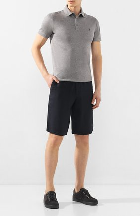 Льняные шорты | Фото №2
