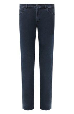 Мужские джинсы ZILLI синего цвета, арт. MCT-00099-DSBL1/S001 | Фото 1