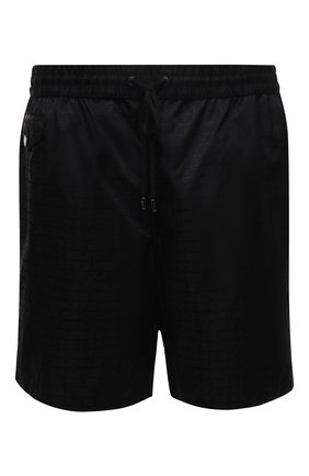 Детского плавки-шорты BRIONI черного цвета, арт. N2310L/P9912 | Фото 1