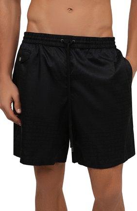 Детского плавки-шорты BRIONI черного цвета, арт. N2310L/P9912 | Фото 2