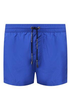 Детского плавки-шорты DOLCE & GABBANA синего цвета, арт. M4A73T/FUSFW | Фото 1