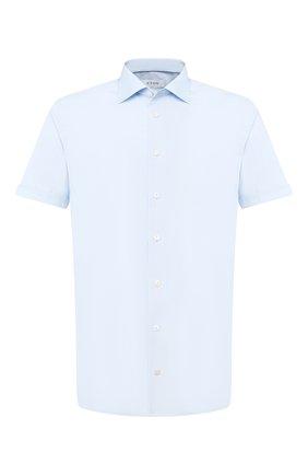 Мужская хлопковая сорочка ETON голубого цвета, арт. 2567 79515 | Фото 1