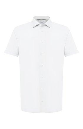 Мужская хлопковая сорочка ETON белого цвета, арт. 2567 79515 | Фото 1