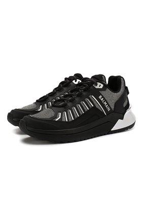 Комбинированные кроссовки B-Trail | Фото №1