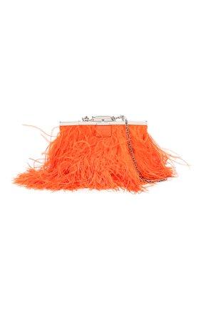 Женский сумка RALPH LAUREN оранжевого цвета, арт. 435795459 | Фото 1
