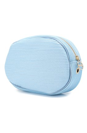 Женская косметичка EMILIO PUCCI голубого цвета, арт. 0ESF39/0E903 | Фото 2
