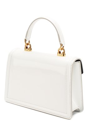 Женская сумка devotion small DOLCE & GABBANA белого цвета, арт. BB6711/A1037 | Фото 3