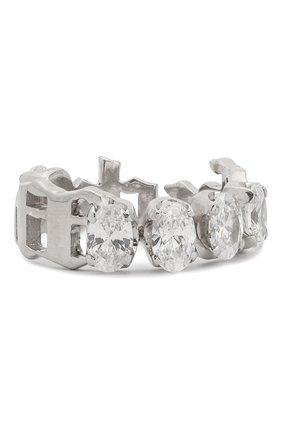 Женское кольцо LEVASHOVAELAGINA серебряного цвета, арт. fo/r | Фото 1