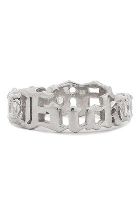 Женское кольцо LEVASHOVAELAGINA серебряного цвета, арт. fo/r | Фото 2